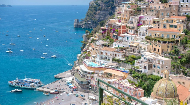 Positano afternoon